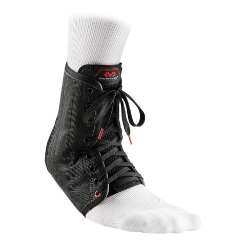McDavid Lace-Up Ankle Brace with Stays