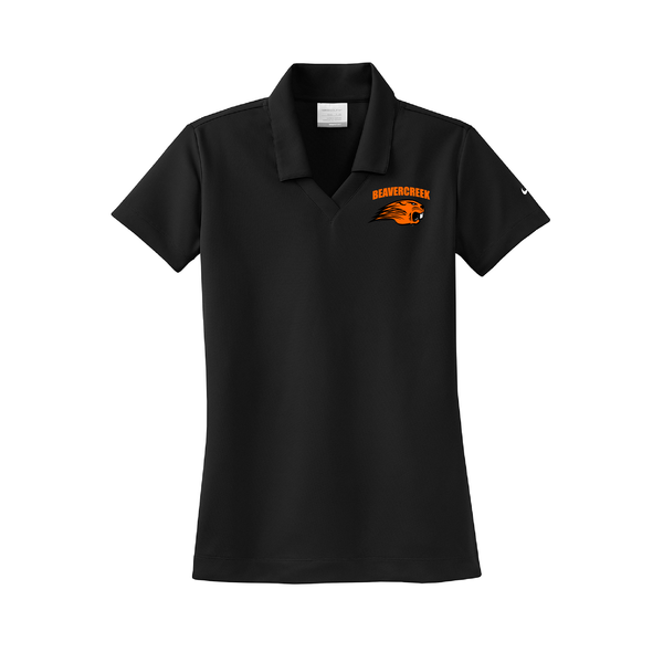 Beavercreek Beavers Ladies Nike Dri-Fit Polo