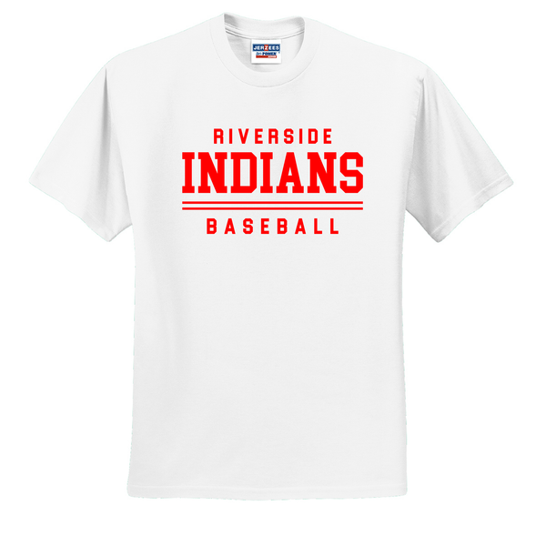 Riverside Indians Baseball Team T-Shirt