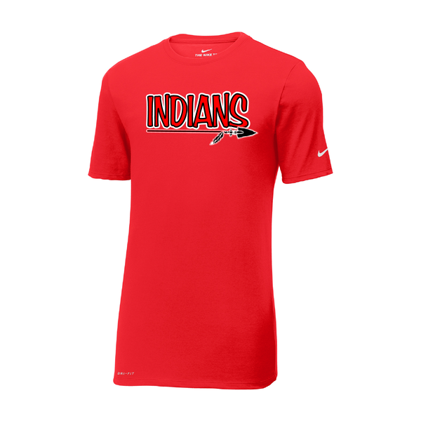 Riverside Indians Baseball Nike Dri-FIT T-Shirt