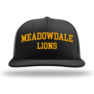 Meadowdale Lions Flex-Fit Hat