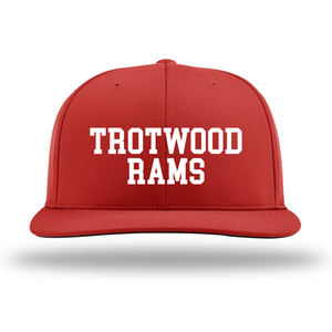Trotwood Rams Flex-Fit Hat