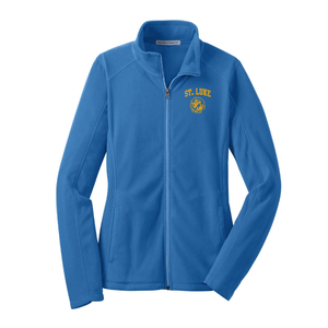 St. Luke Lions Ladies Microfleece Jacket