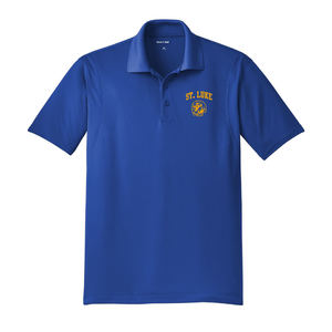 St. Luke Lions Polo Shirt - Lion Head