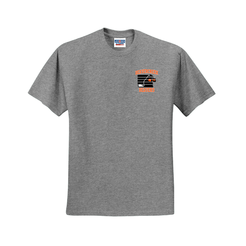 Beavercreek Beavers Throwback Chest Logo T-Shirt