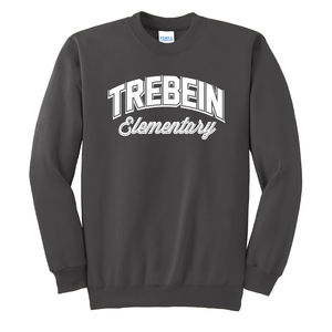 Trebein Elementary Crew Neck Sweat Shirt
