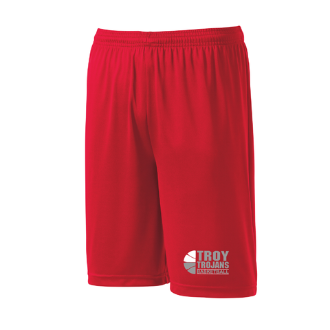 Troy Basketball Dry-Fit Shorts