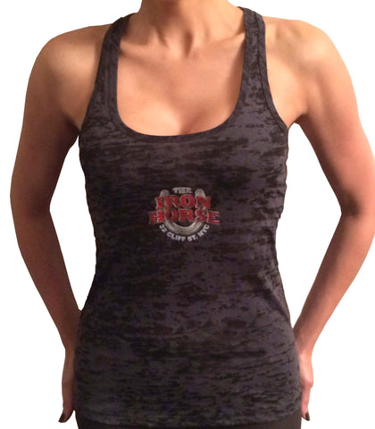 Iron Horse Ladies Burn Out Racer Back