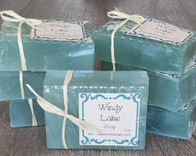 Load image into Gallery viewer, Windy Lake Soap (6 oz.)
