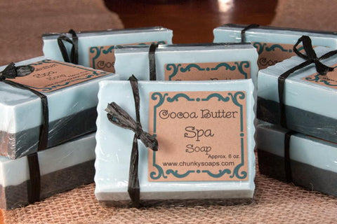 Cocoa Butter Spa Soap (6 oz.)