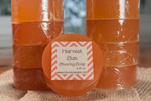Load image into Gallery viewer, Handcrafted Harvest Sun Shaving Soap