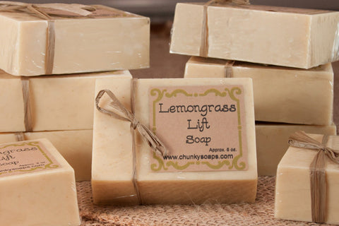 Lemongrass Lift Soap (6 oz.)