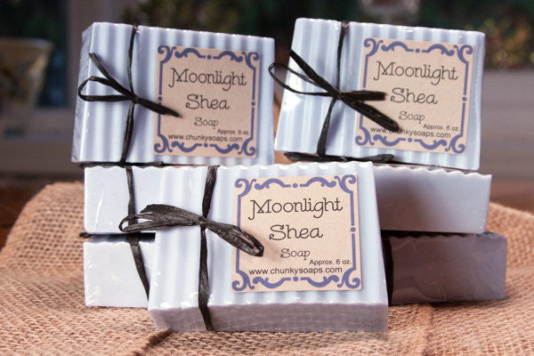Moonlight Shea Handcrafted Soap