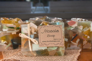 Mosaic Soap (6 oz.)