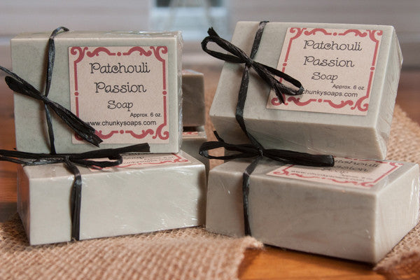 Patchouli Passion Handcrafted Soap