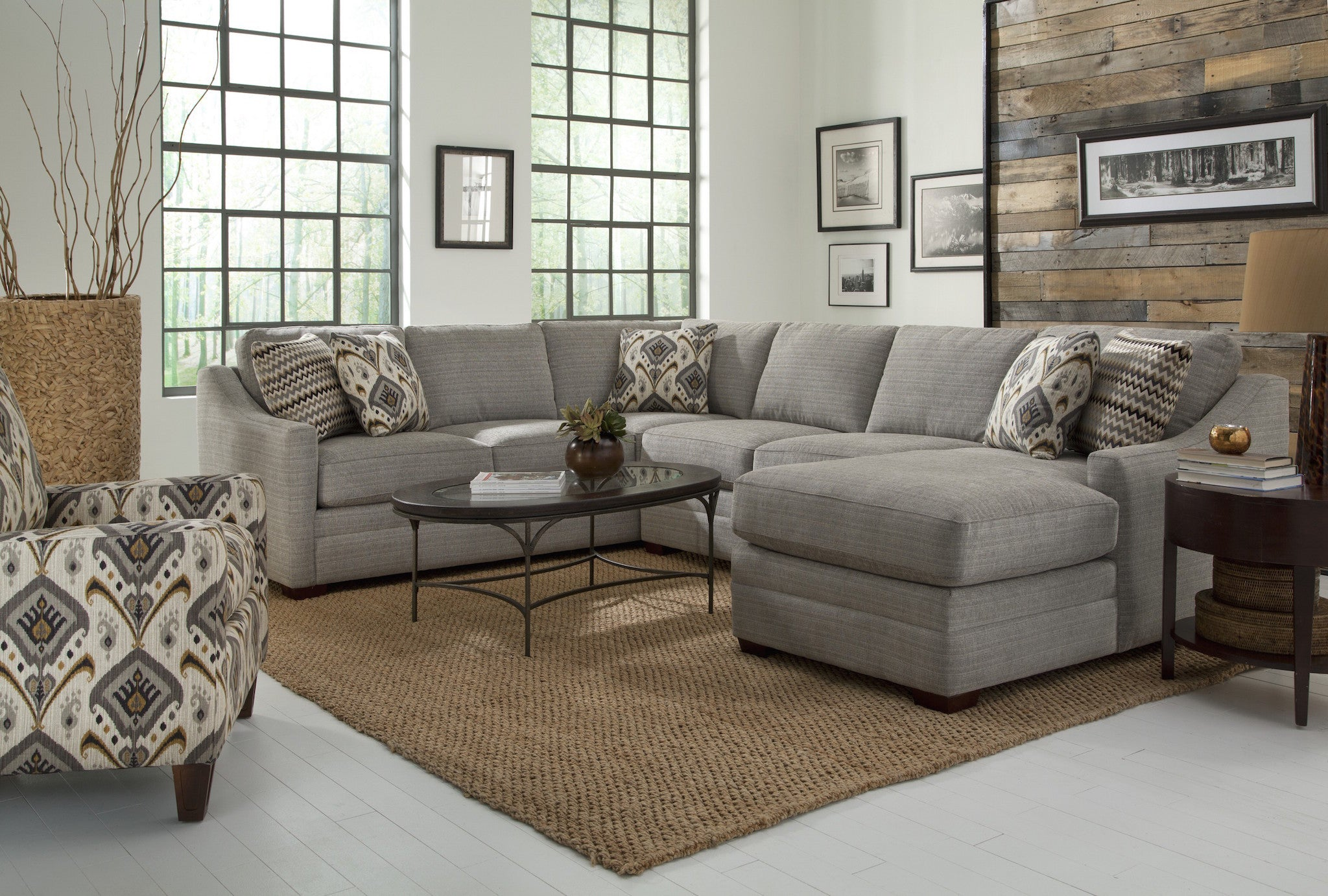 5 Steps To A Clutter Free Living Room Huffman Koos Furniture