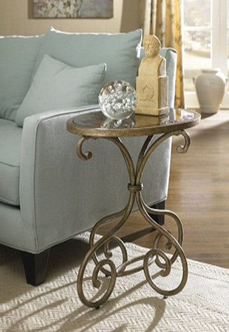 Huffman Koos Accent Table