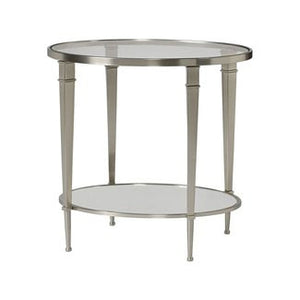 Accents, Capri Oval End Table : Huffman Koos Furniture
