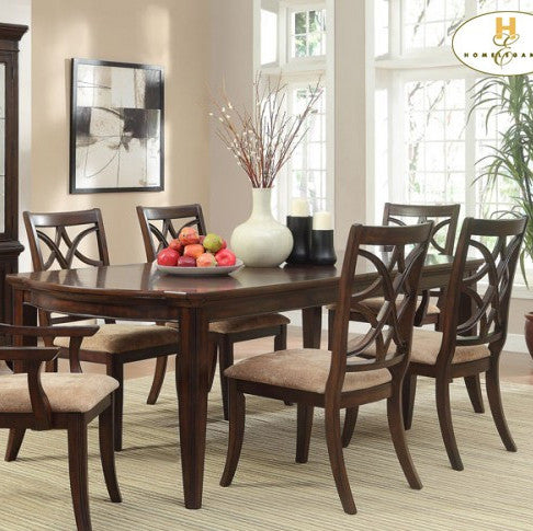 Appleton Seven Piece Dining Set - Huffman Koos Furniture