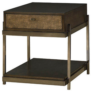 Accents, Lexy Rectangular End Table : Huffman Koos Furniture