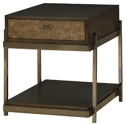 Lexy Rectangular End Table - Huffman Koos Furniture