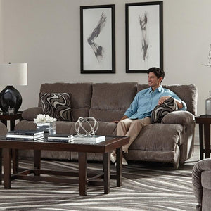 Alexa Power Reclining Sofa