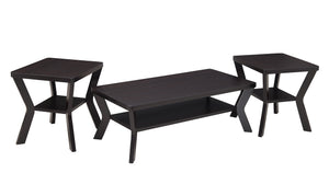 Zack 3pk Occasional Tables