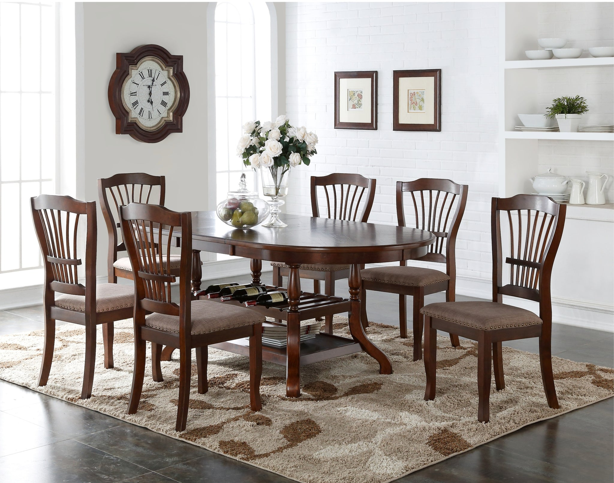 Abbey 7PC Dinette ...
