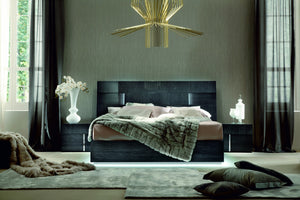 Beds, Soprano Queen Bed : Huffman Koos Furniture