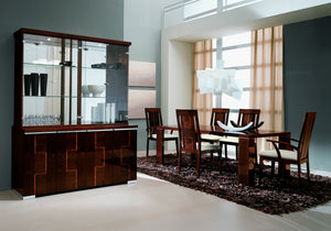Dining Room, Venice Dining Table : Huffman Koos Furniture
