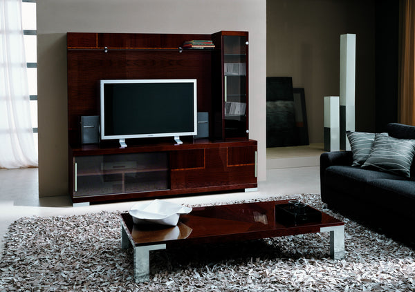 Entertainment, Venice Wall Unit : Huffman Koos Furniture