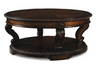 Accents, Europe Round Cocktail Table : Huffman Koos Furniture