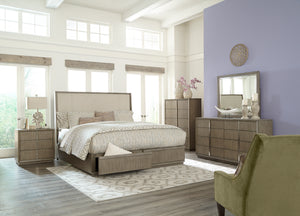 Nolan 4pc Qn Bedroom set