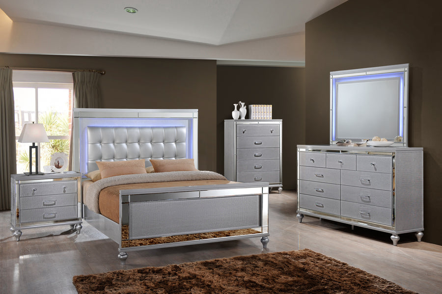 Nadine 4PC QN Bedroom
