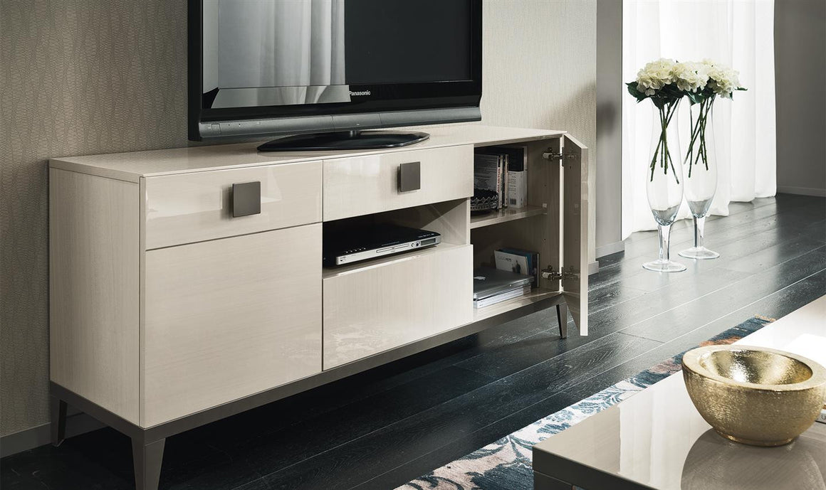 Entertainment, Vega TV Stand : Huffman Koos Furniture