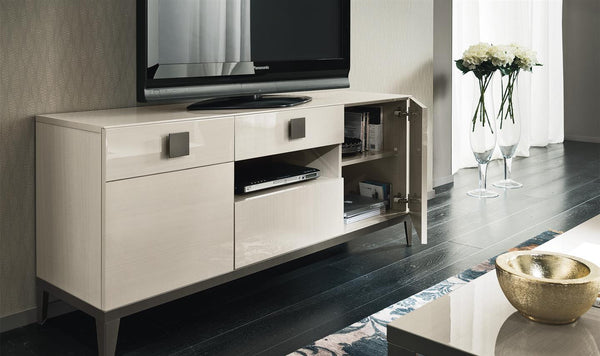 Vega TV Stand - Huffman Koos Furniture