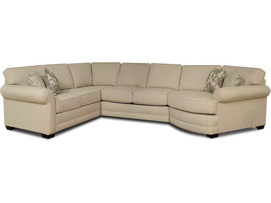 Sectionals, Ainsley Sectional : Huffman Koos Furniture