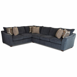 Sectionals, Alden 2PC Sectional : Huffman Koos Furniture