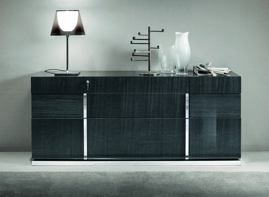 , Soprano Office Credenza : Huffman Koos Furniture