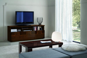 Entertainment, Venice TV Console : Huffman Koos Furniture