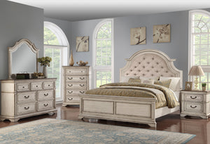 Chavelle 4PC Queen Bedroom