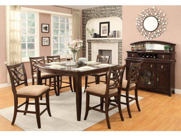 Dining Room, Appleton Counter Height Dining PKG : Huffman Koos Furniture