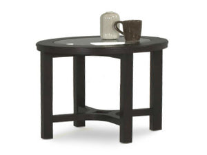 Accents, Artisian Round End Table : Huffman Koos Furniture
