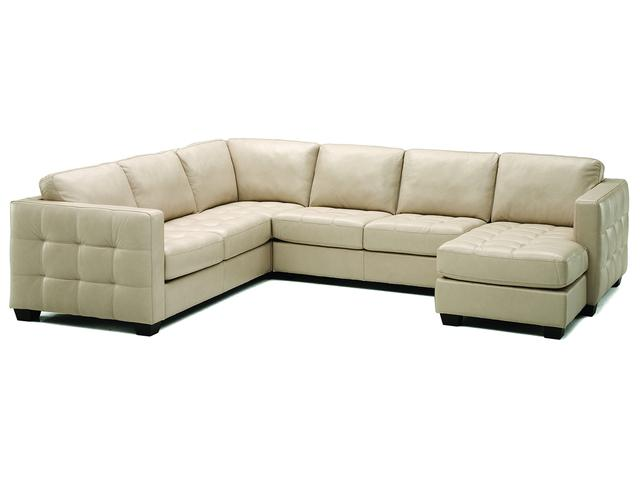Sectionals, Barnet 3pc sectional : Huffman Koos Furniture