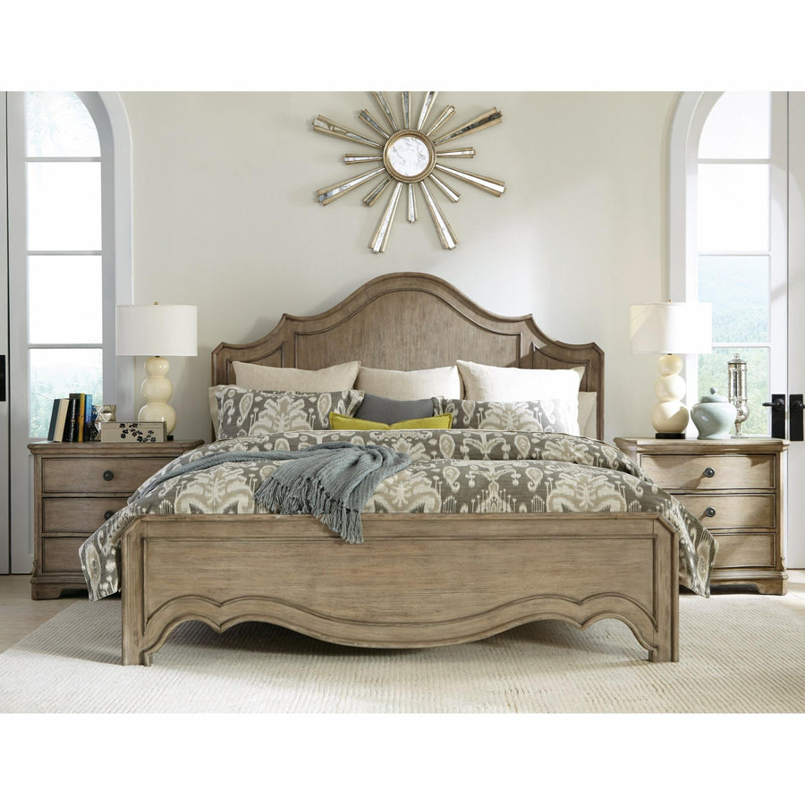 Beds, Canterbury King Bed : Huffman Koos Furniture
