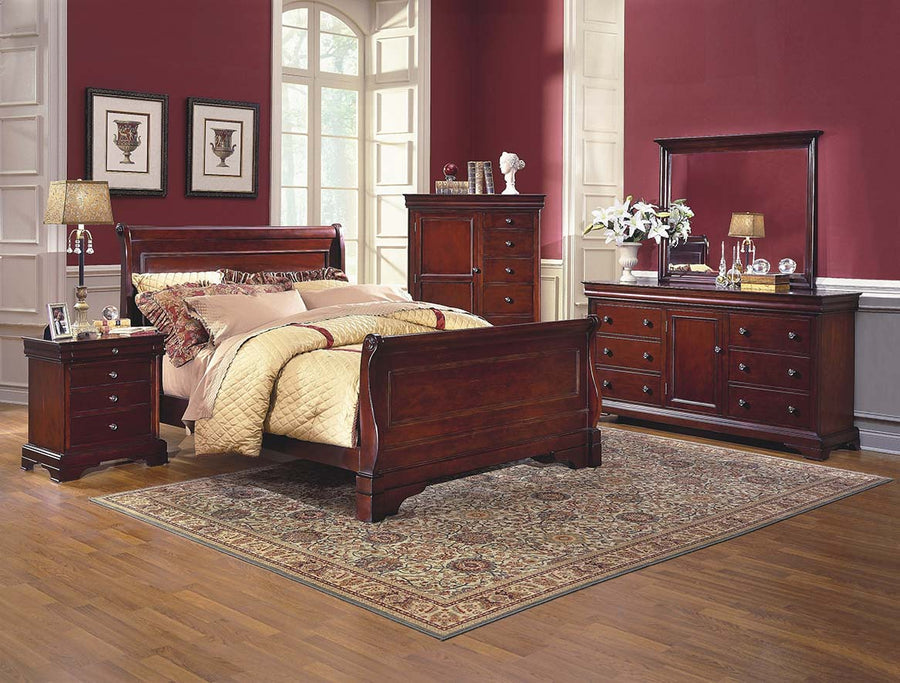 Carlisle 4 Piece Queen Bedroom Package