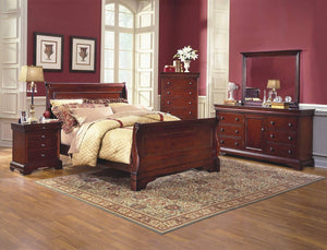 Carlisle 4 Piece King Bedroom Package