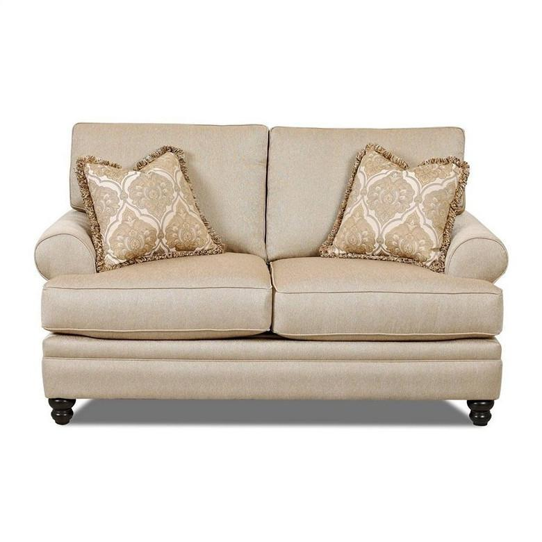 Loveseats, Carrington Loveseat : Huffman Koos Furniture