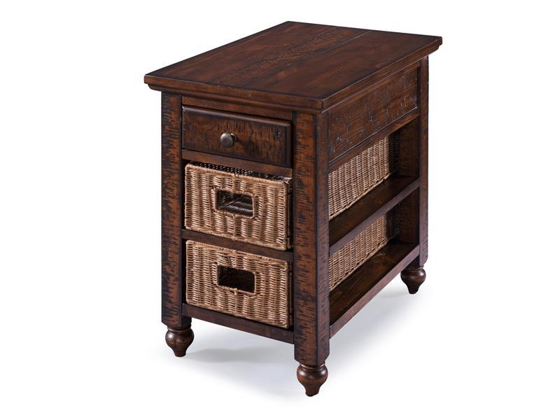 Carroll Chairside End Table