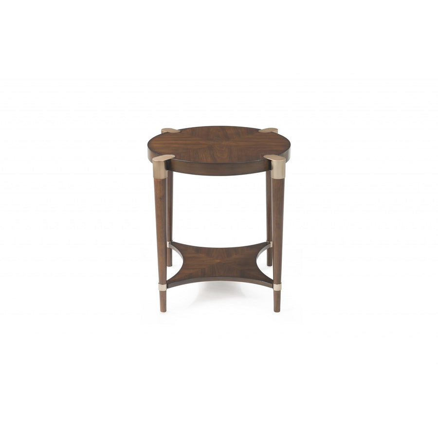 Other, Colton round end table : Huffman Koos Furniture